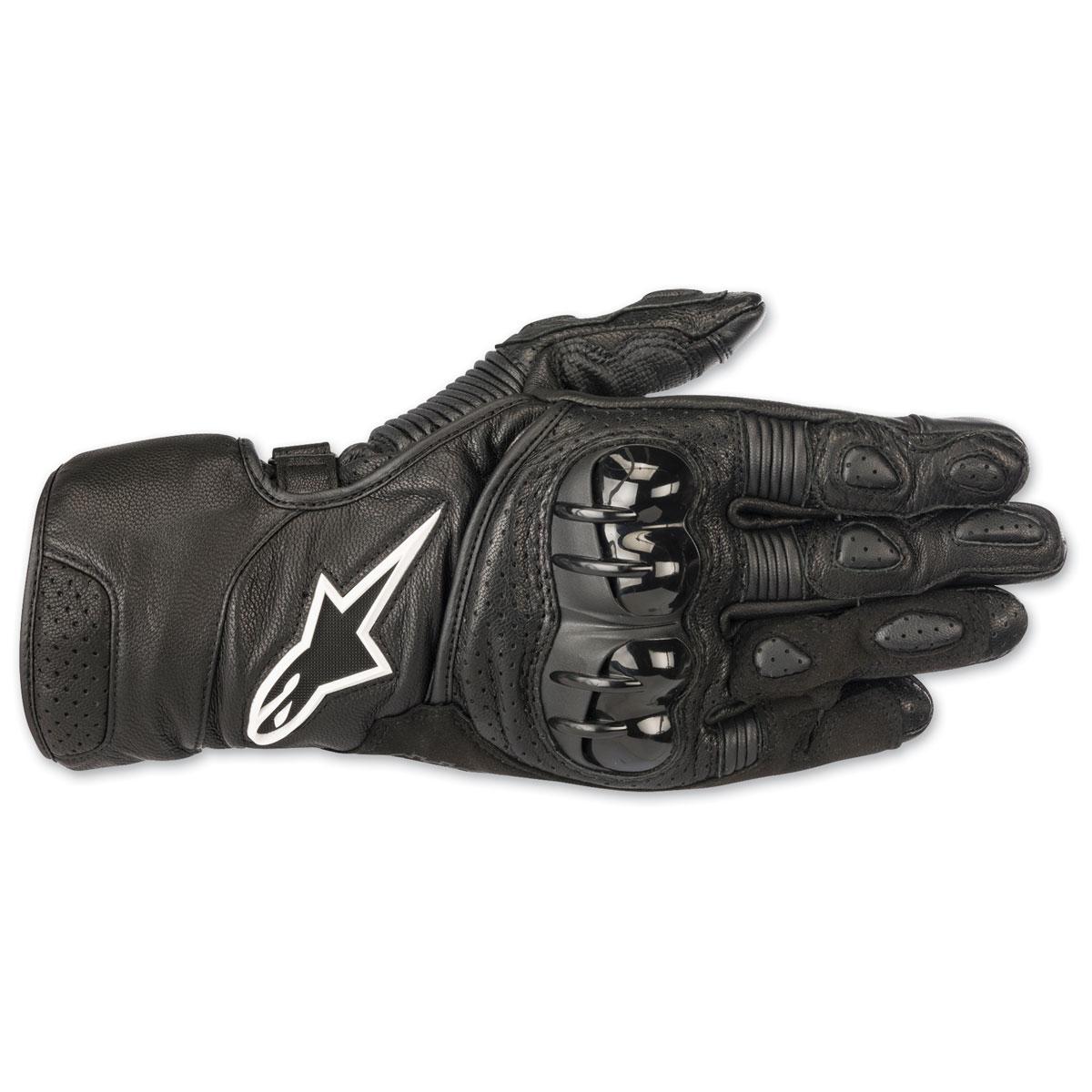 Alpinestars Men's SP-2 v2 Black Gloves