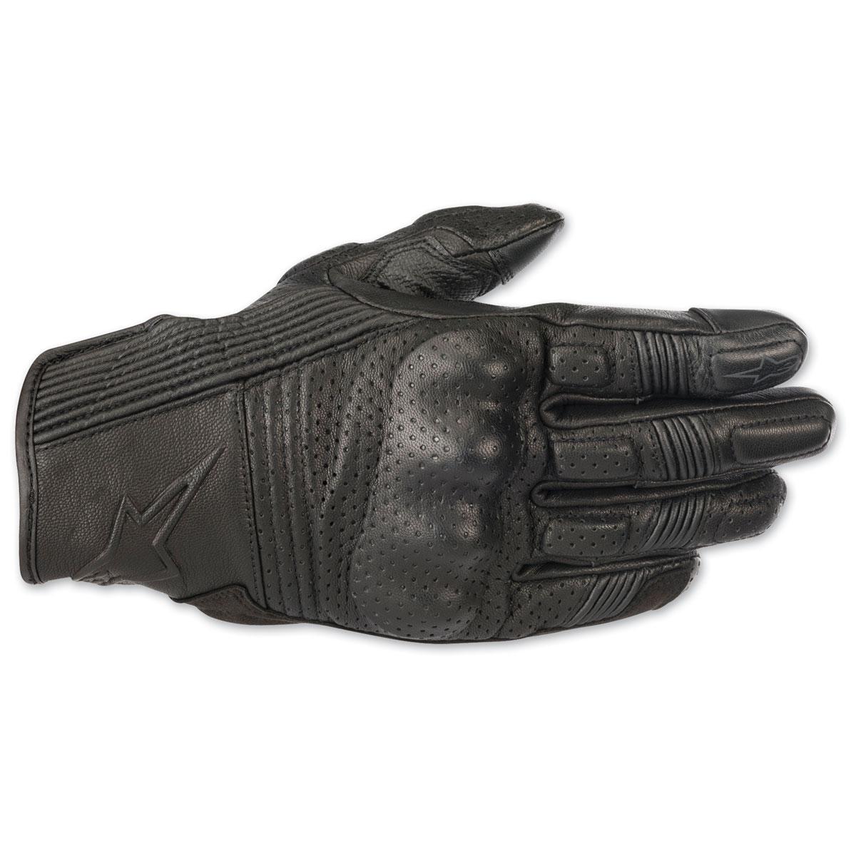 Alpinestars Men's Mustang v2 Black Gloves