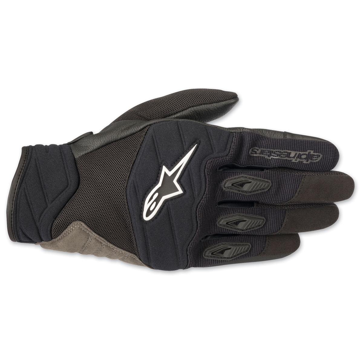Alpinestars Men's Shore Black Gloves