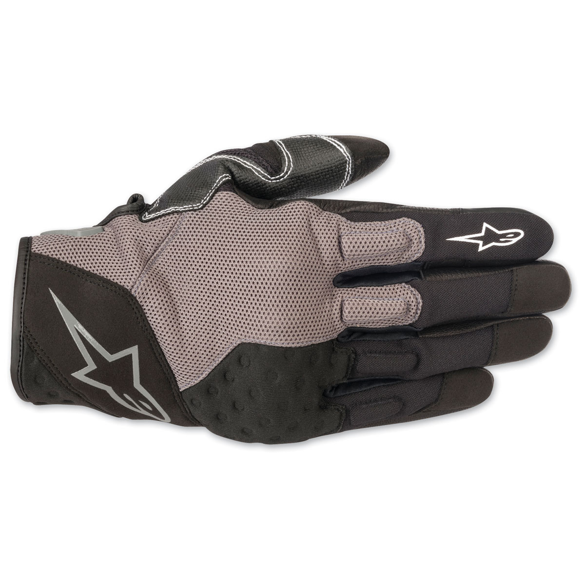 Alpinestars Men's Kinetic Black/Black Gloves