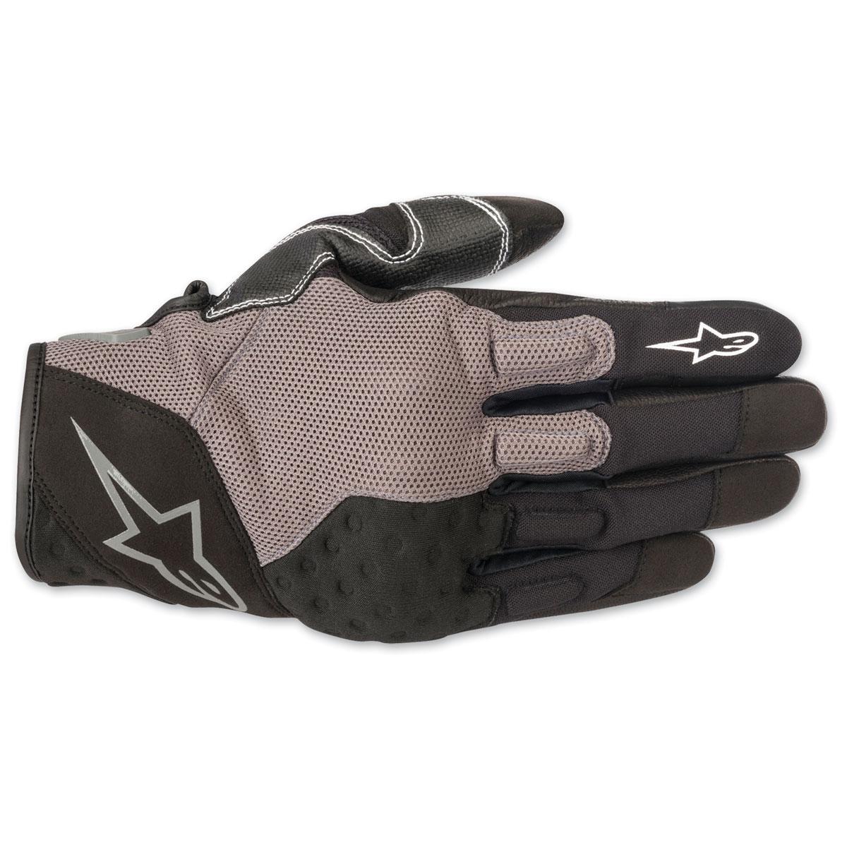Alpinestars Men's Kinetic Black Gloves