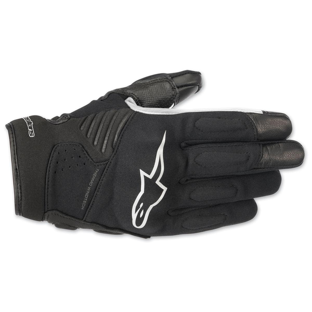 Alpinestars Men's Faster Black Gloves