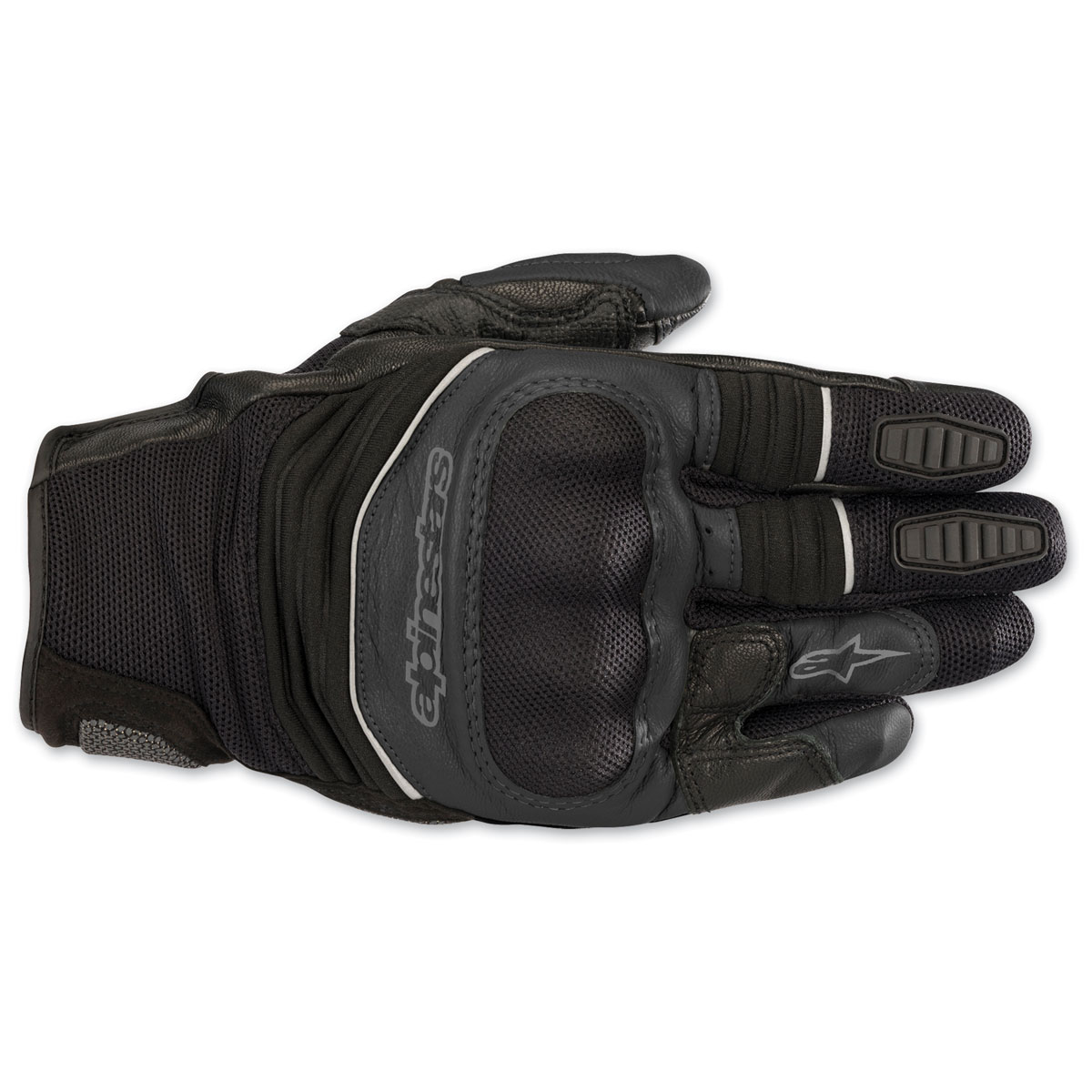 Alpinestars Men's Crosser Air Black Gloves