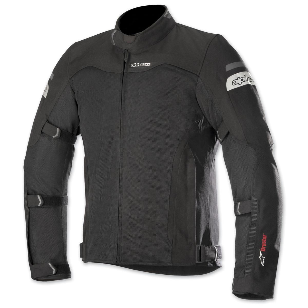 Alpinestars Men's Leonis Drystar Black Jacket