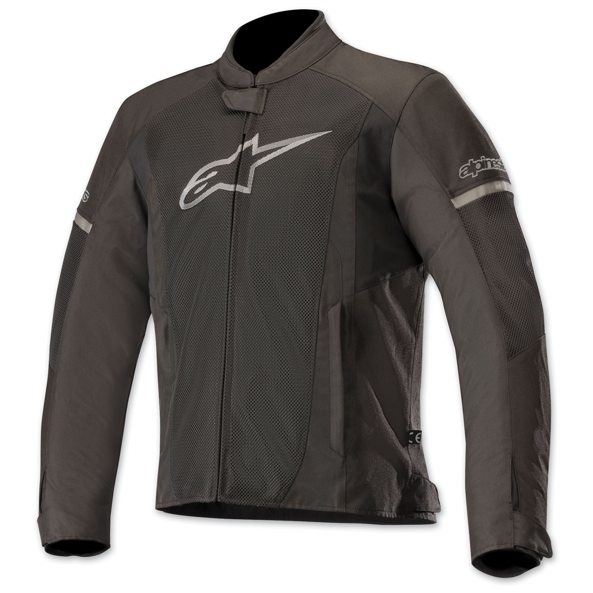 Alpinestars Men's T-Faster Air Black/Black Textile Jacket