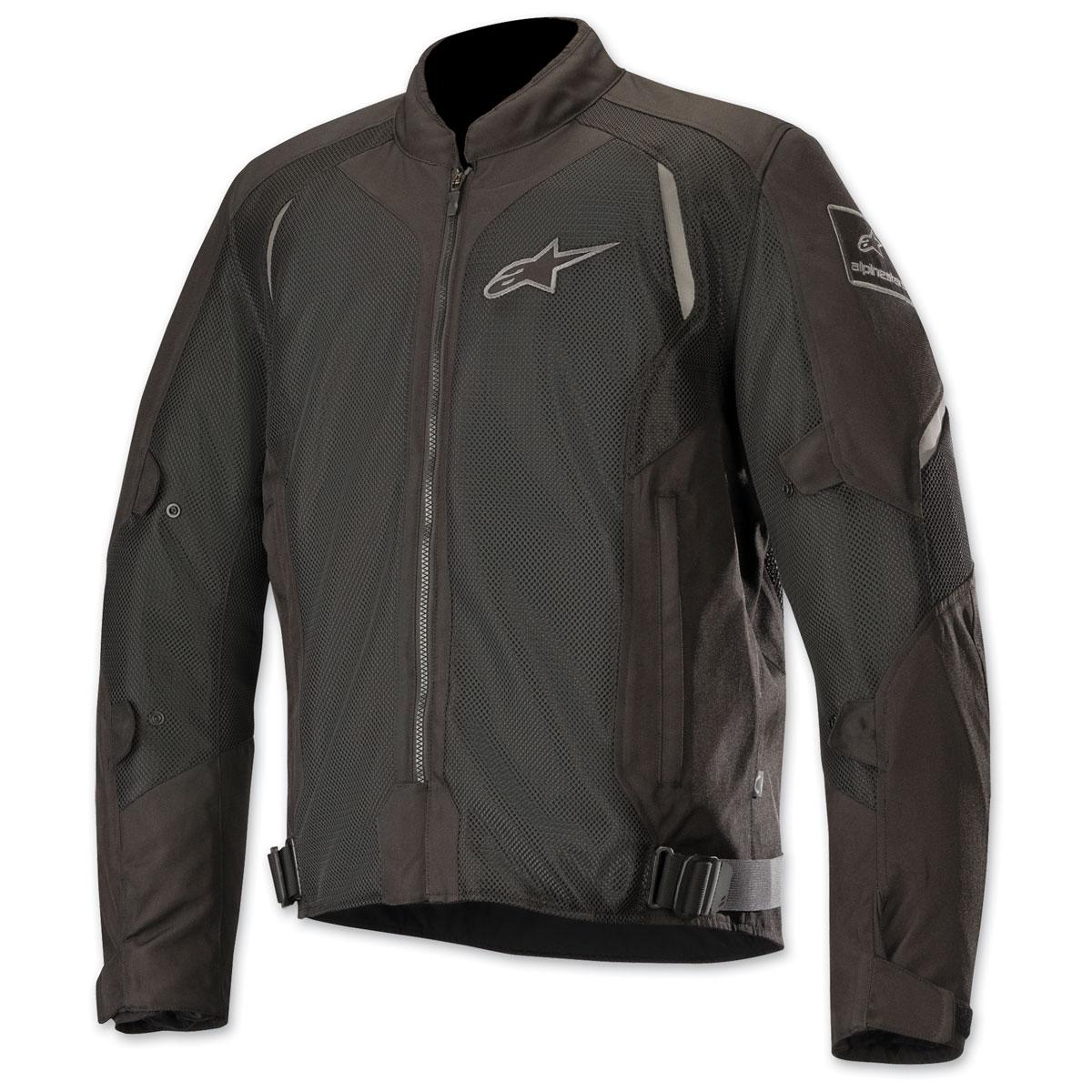 Alpinestars Men's Wake Air Black Textile Jacket