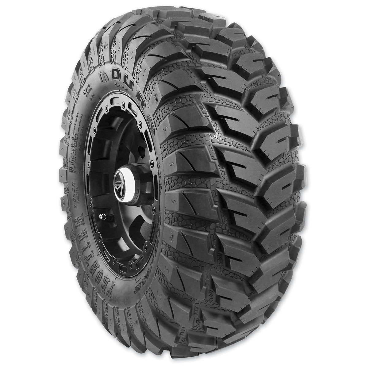Duro DI2037 25X8R12 Front/Rear Tire