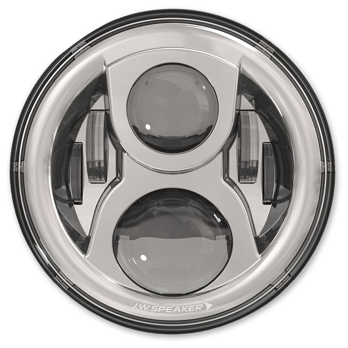 J.W. Speaker 8700 EVO 2 Chrome Dual Burn 7