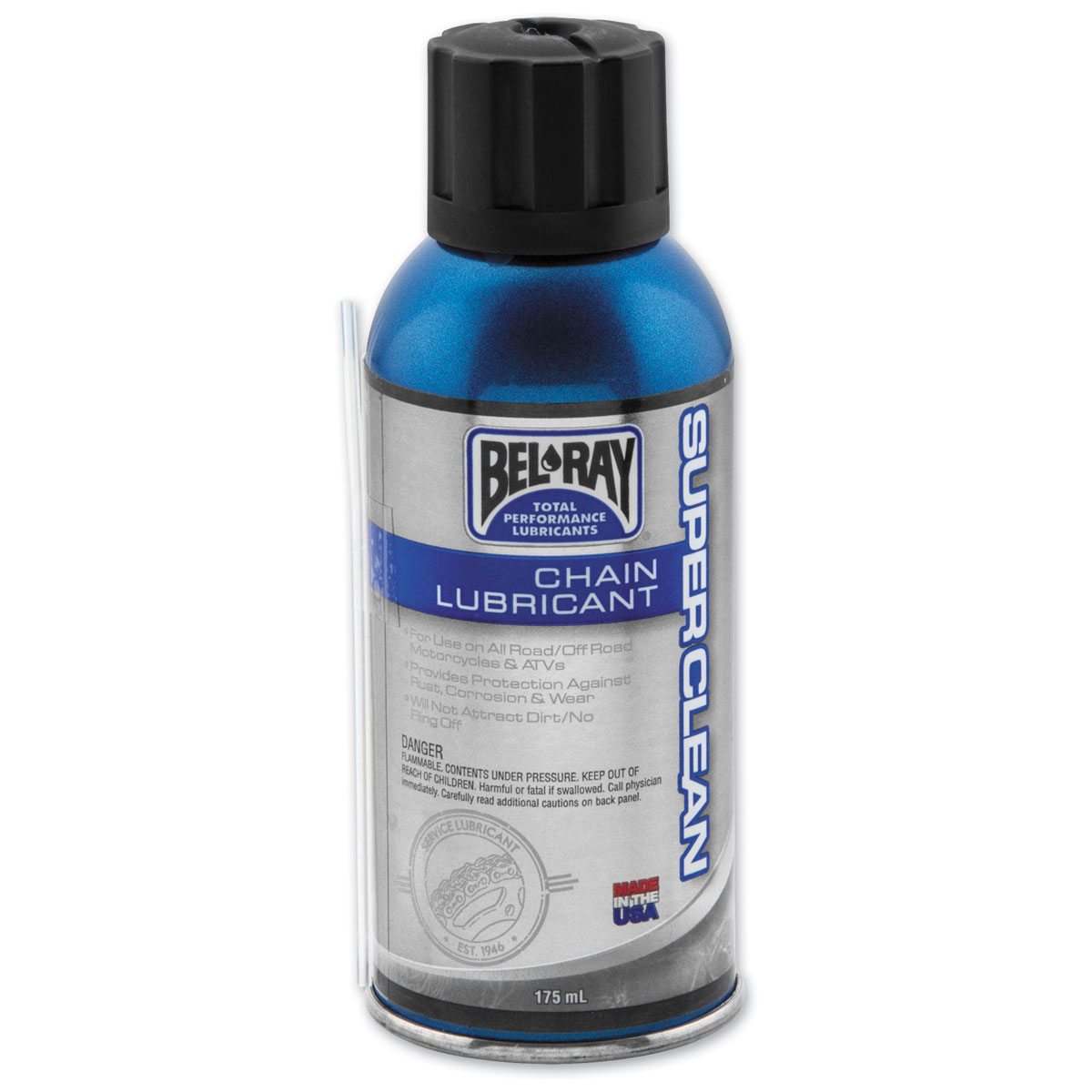 Bel-Ray Super Clean Chain Lube 175 ml