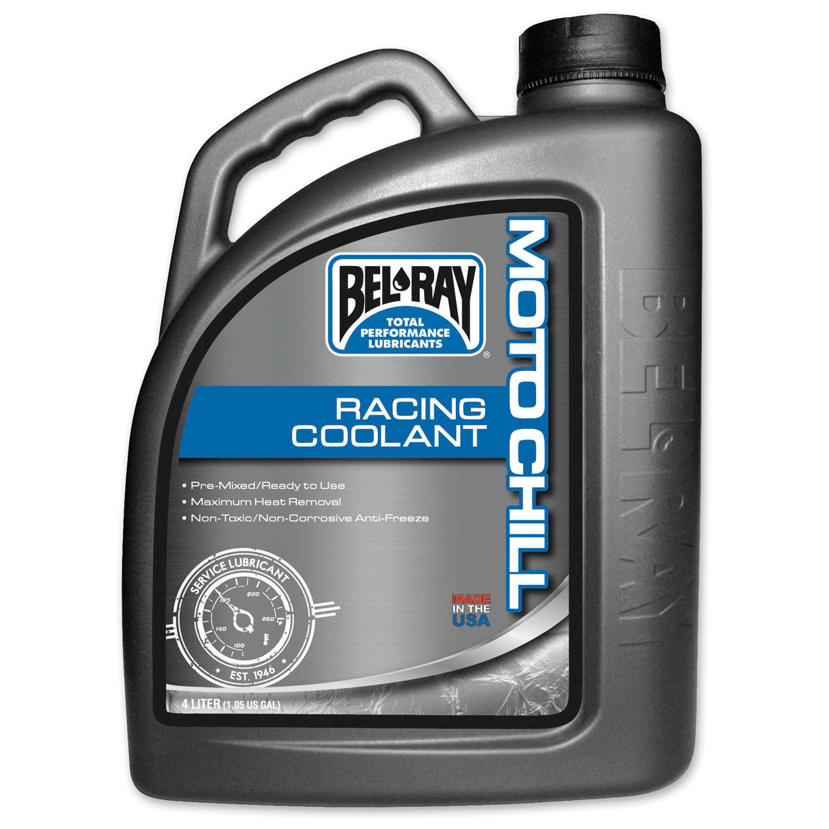 Bel-Ray Moto Chill Racing Coolant 4L