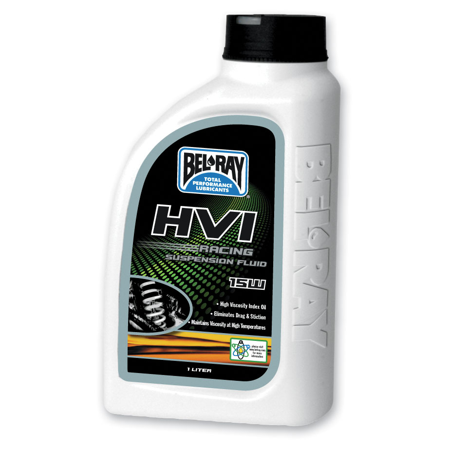 Bel-Ray HVI Racing 15W Suspension Fluid Liter