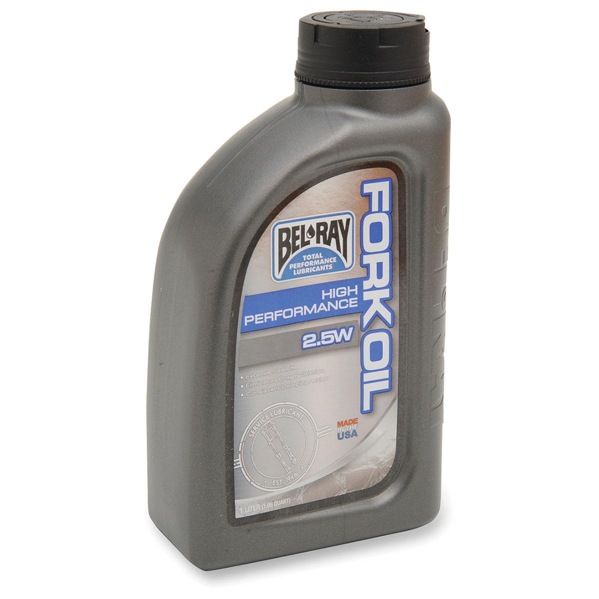 Bel-Ray High-Performance 2.5W Fork Oil Liter