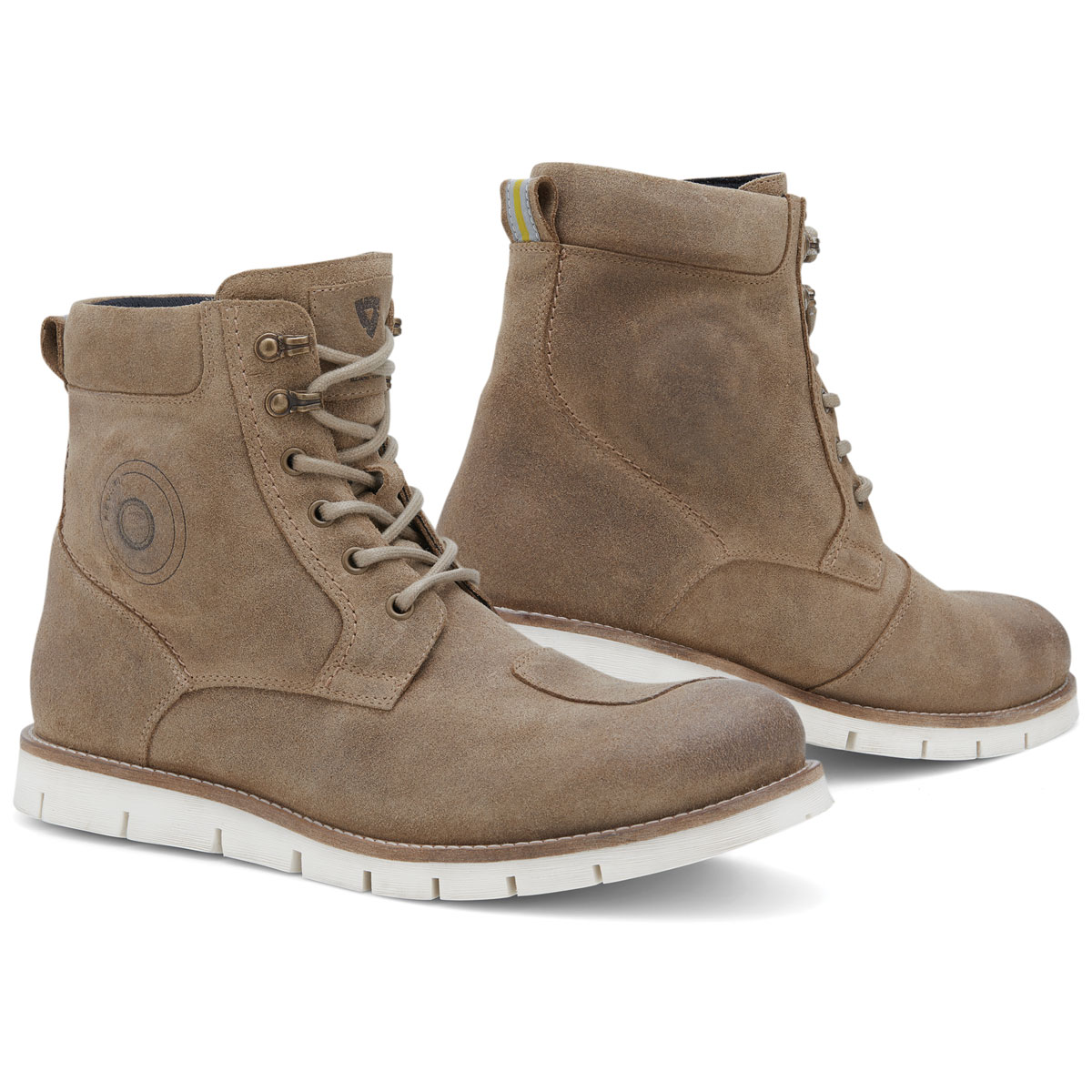 REV′IT! Men's Ginza 2 Taupe Boots