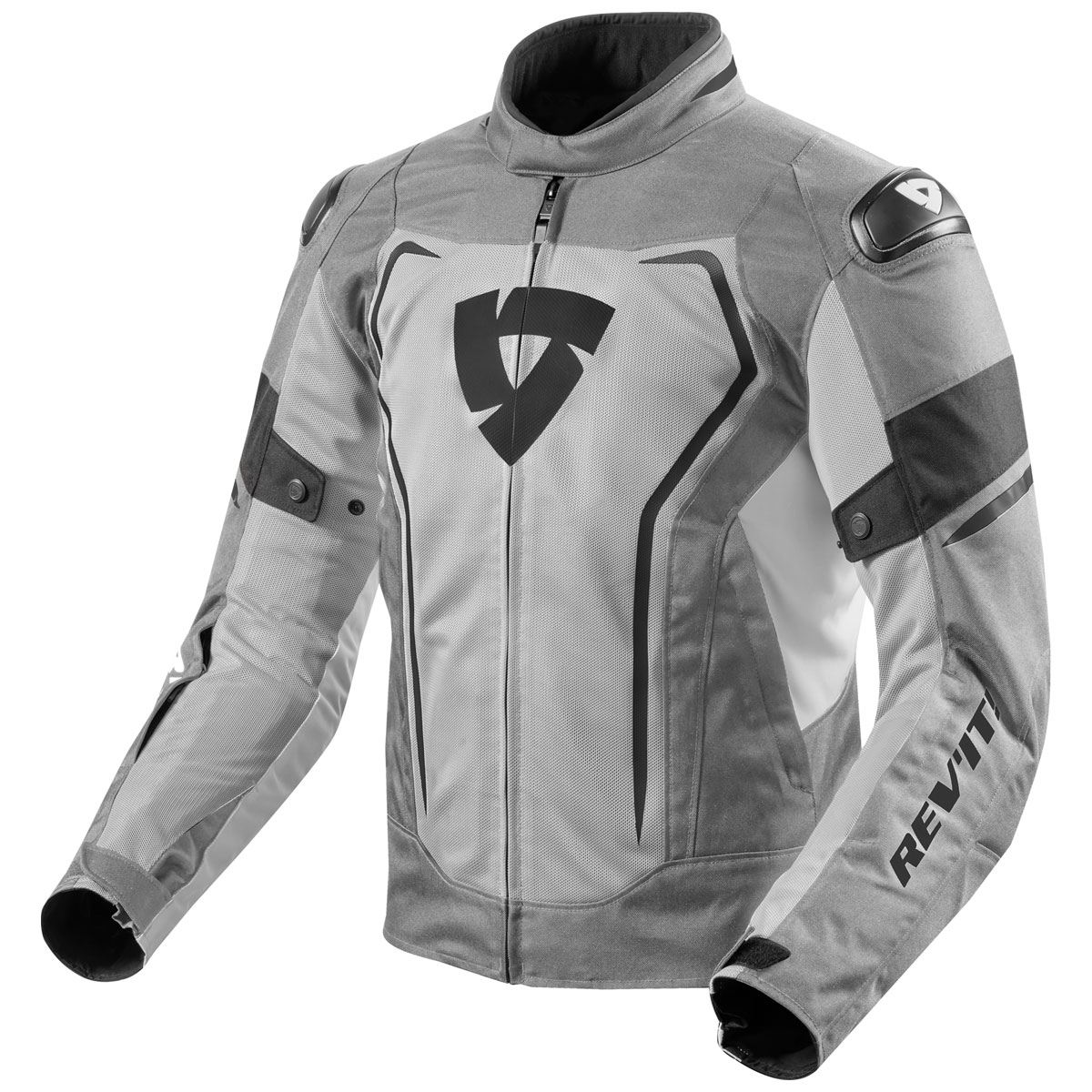 REV′IT! Men's Vertex Air Grey/Black Jacket