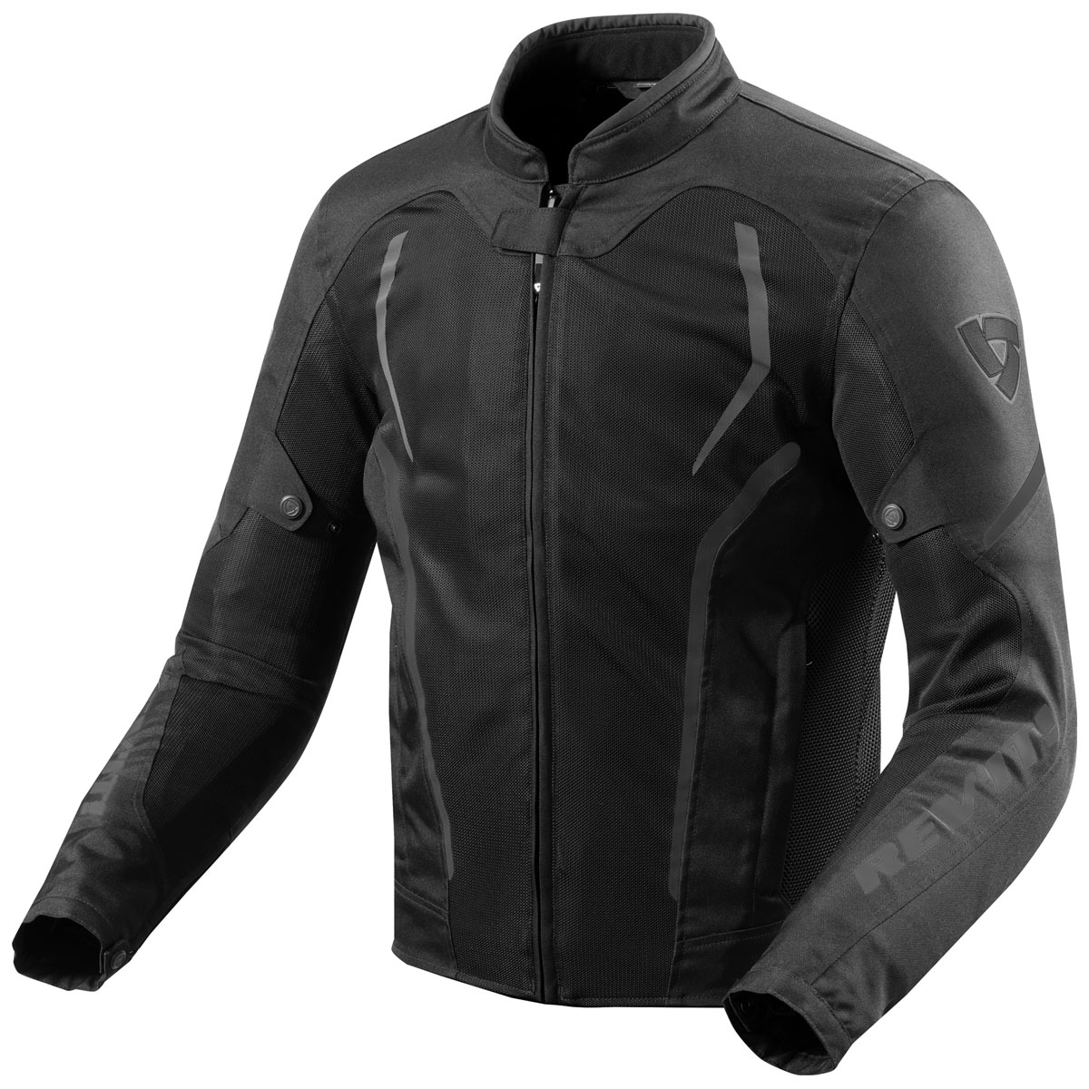 REV′IT! Men's GT-R Air 2 Black Jacket