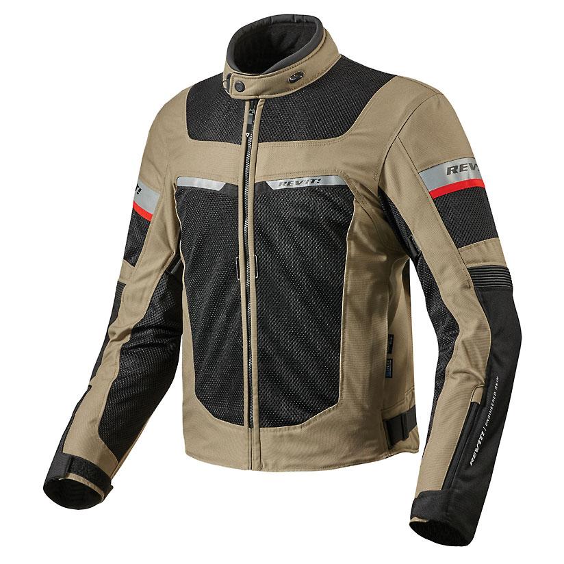 REV′IT! Men's Tornado 2 Sand/Black Jacket