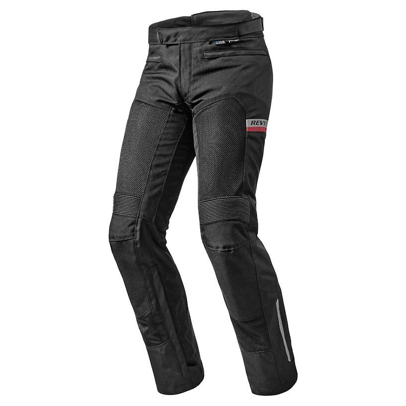 REV′IT! Men's Tornado 2 Black Pants