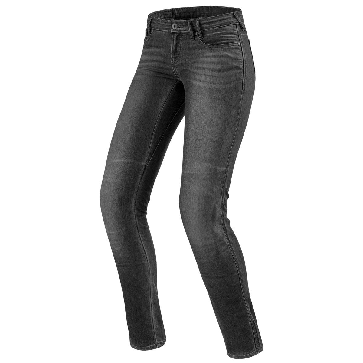 REV′IT! Women's Westwood Medium Gray Jeans