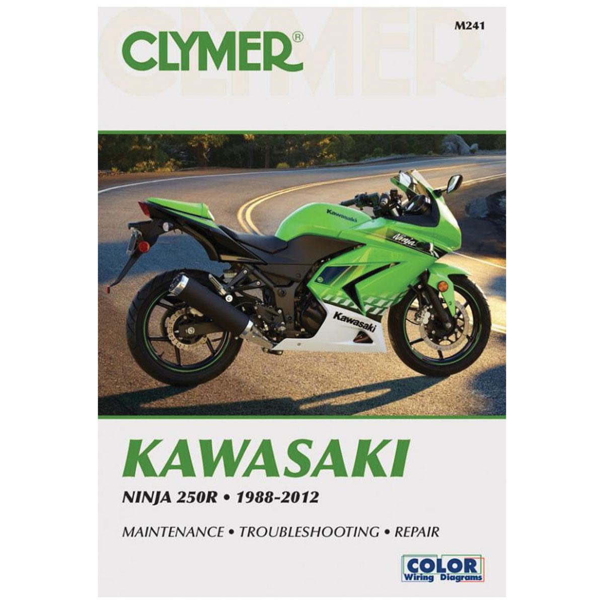 clymer kawasaki motorcycle repair manual 181 2286 j p cycles rh jpcycles com kawasaki motorcycle parts manual kawasaki motorcycle service manual free download