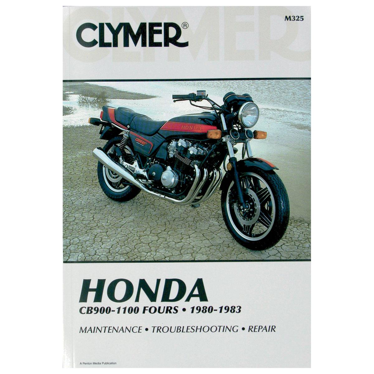 clymer honda motorcycle repair manual 181 2292 j p cycles rh jpcycles com Honda Motorcycle Owners Manuals Airb Ladfe Honda Motorcycle Manuals