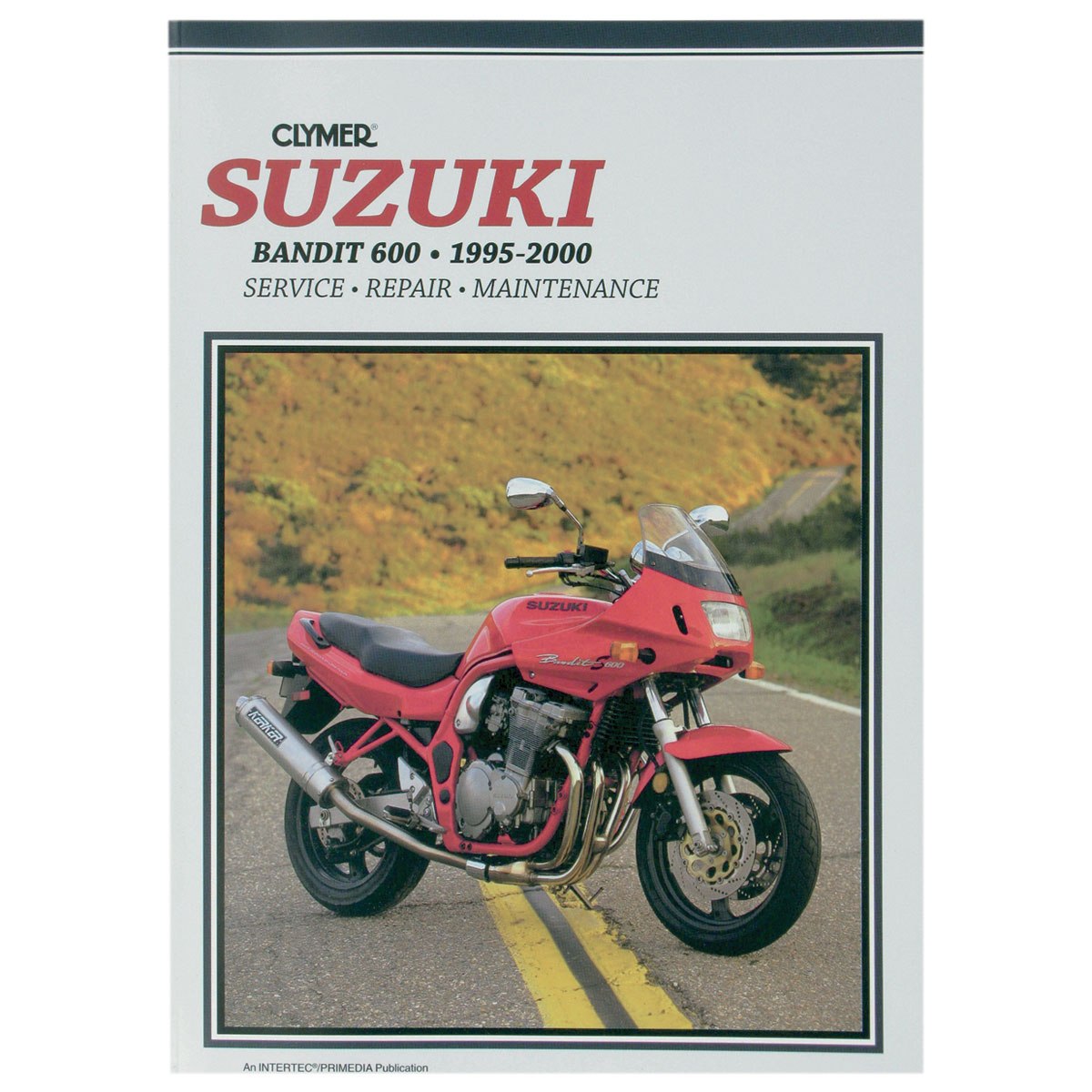 Clymer Suzuki Motorcycle Repair Manual - M338