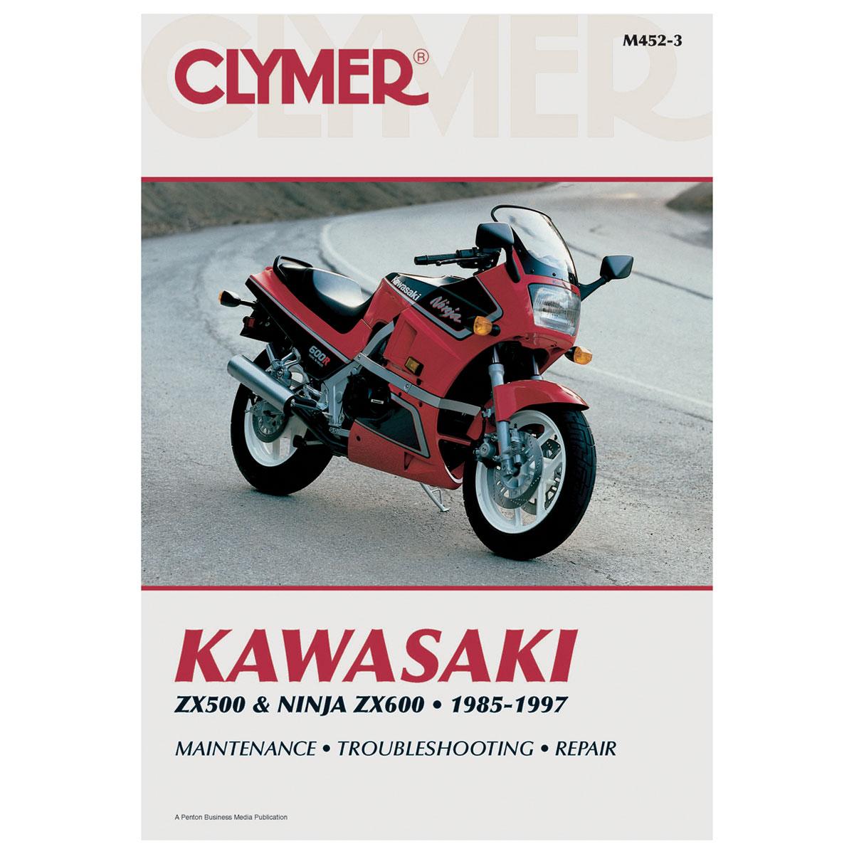 Clymer Kawasaki Motorcycle Repair Manual