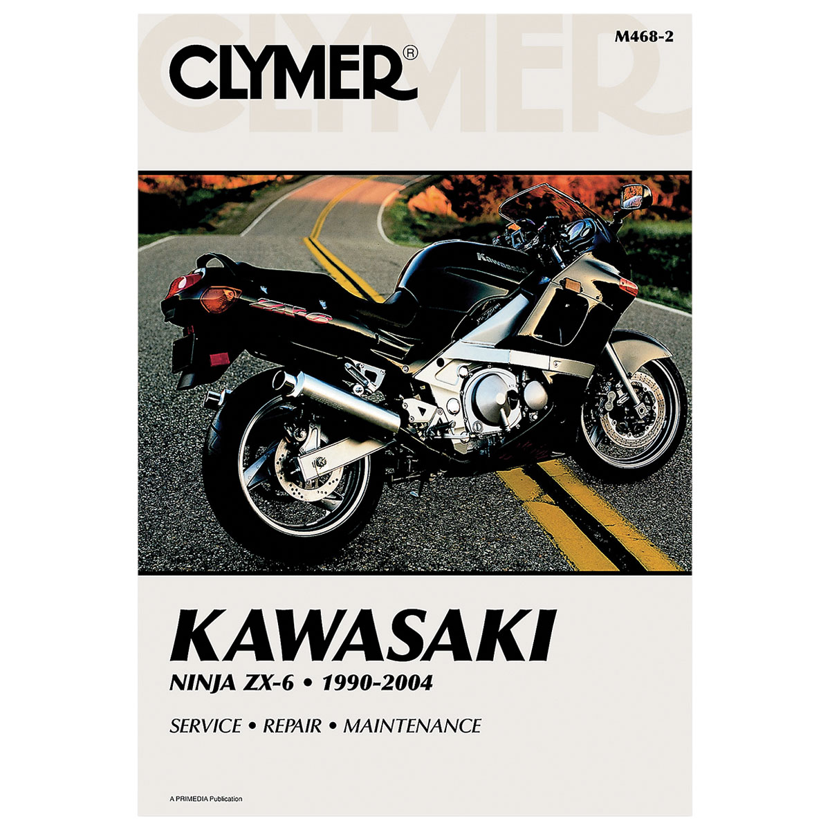 Clymer Kawasaki Motorcycle Repair Manual