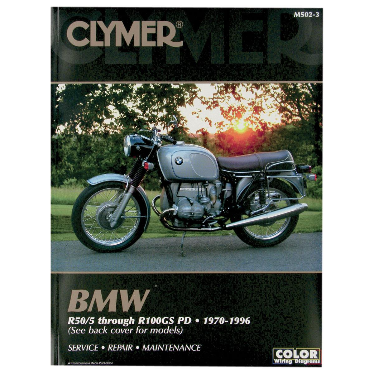 Clymer BMW Motorcycle Repair Manual