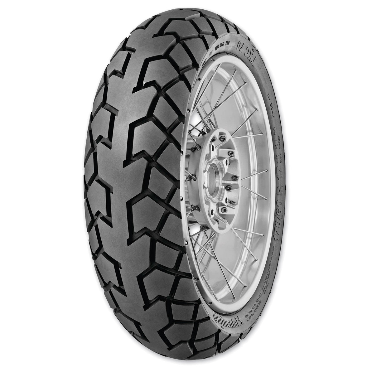 Continental TKC70 160/60R17 Rear Tire