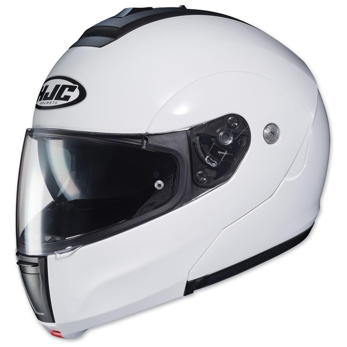 HJC CL-MAX 3 Gloss White Modular Helmet
