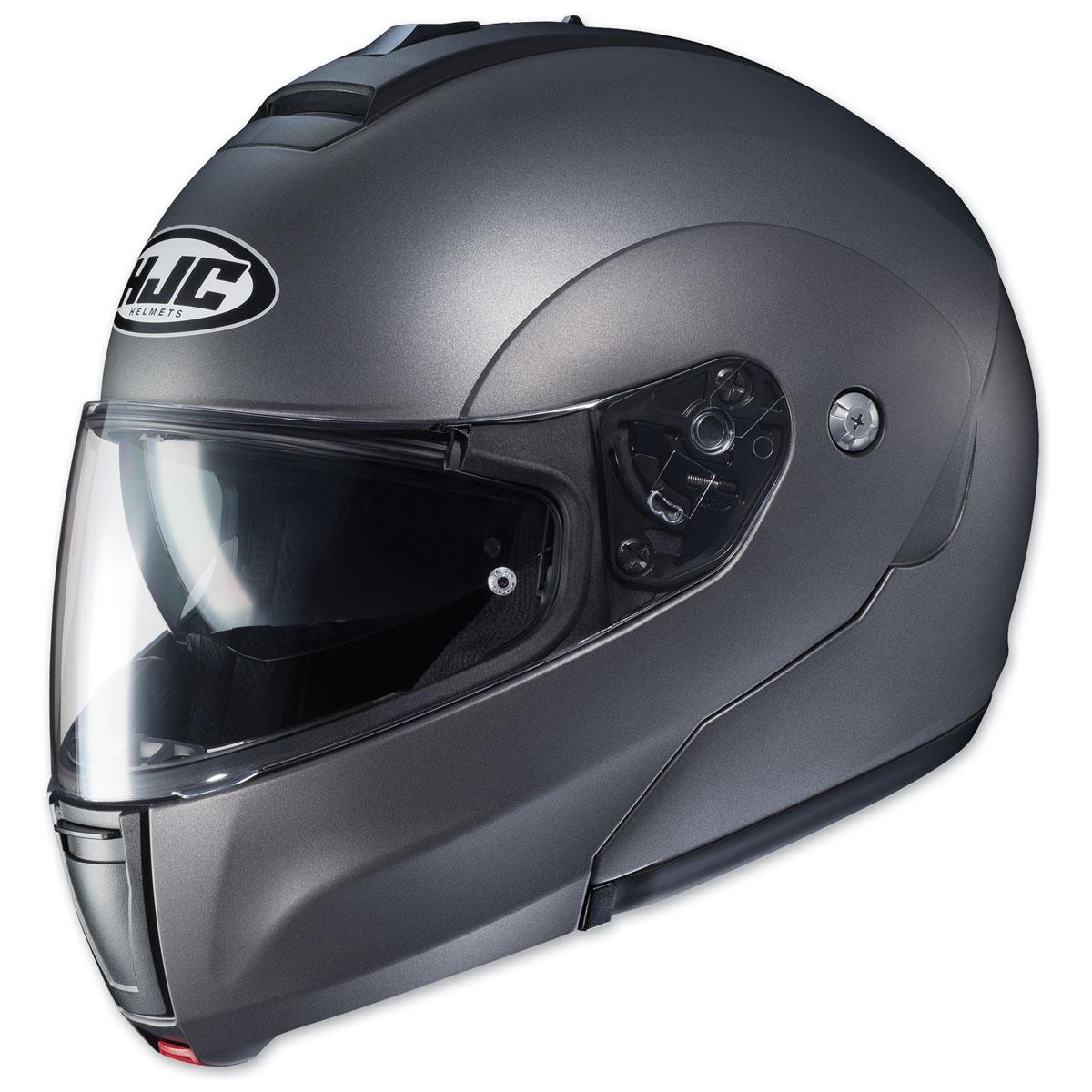 HJC CL-MAX 3 Semi Flat Titanium Modular Helmet