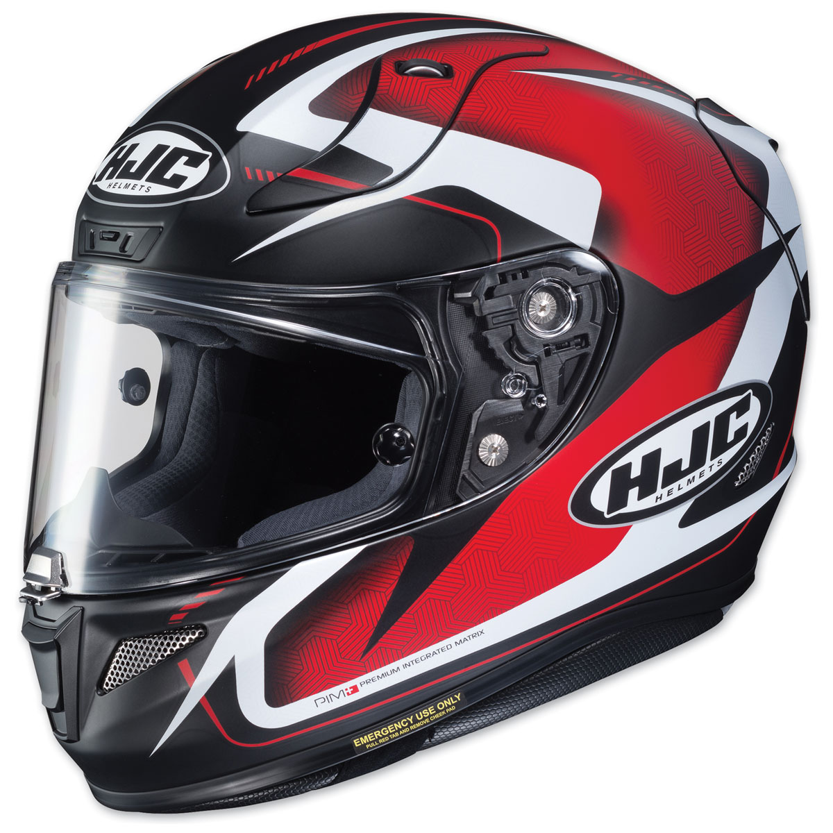 HJC RPHA 11 Pro Bludom Black/Red Full Face Helmet
