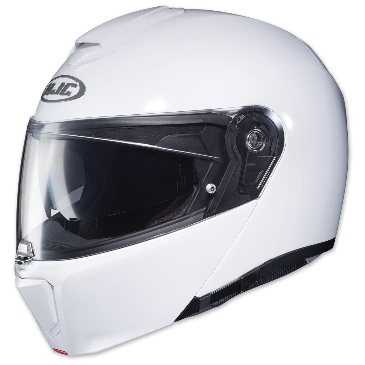 HJC RPHA-90 Gloss White Modular Helmet