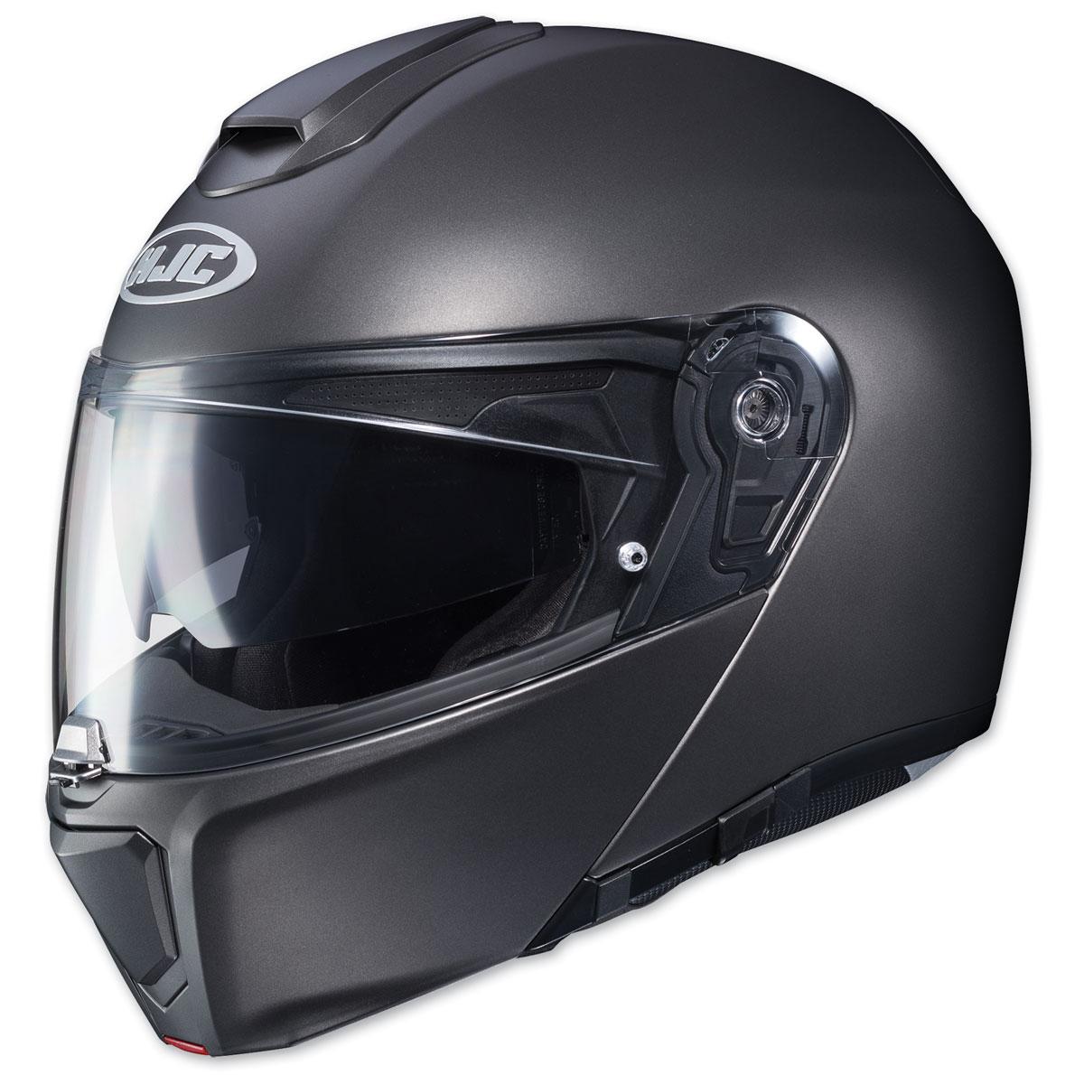 HJC RPHA-90 Semi Flat Titanium Modular Helmet