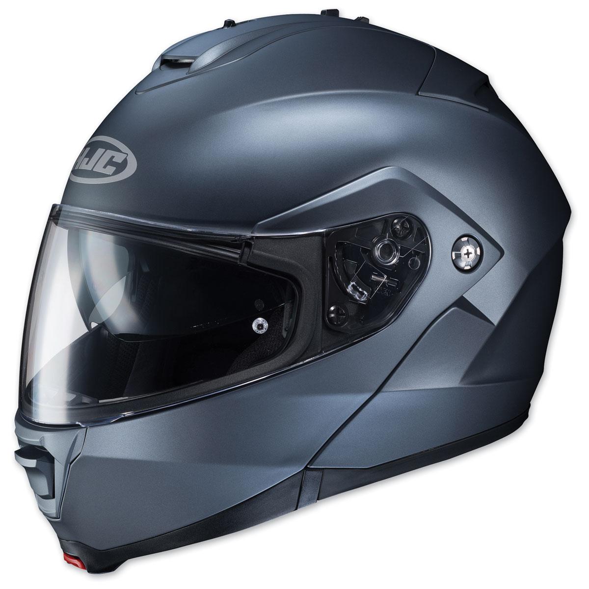 HJC IS-MAX II Semi Flat Anthracite Modular Helmet