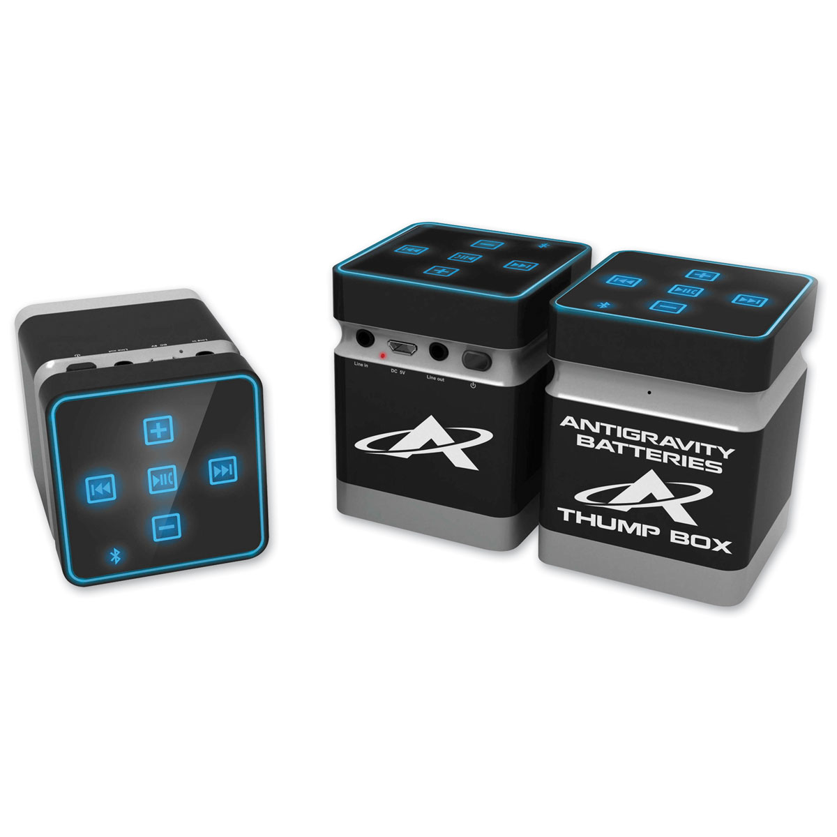 Antigravity Bluetooth Thump Box