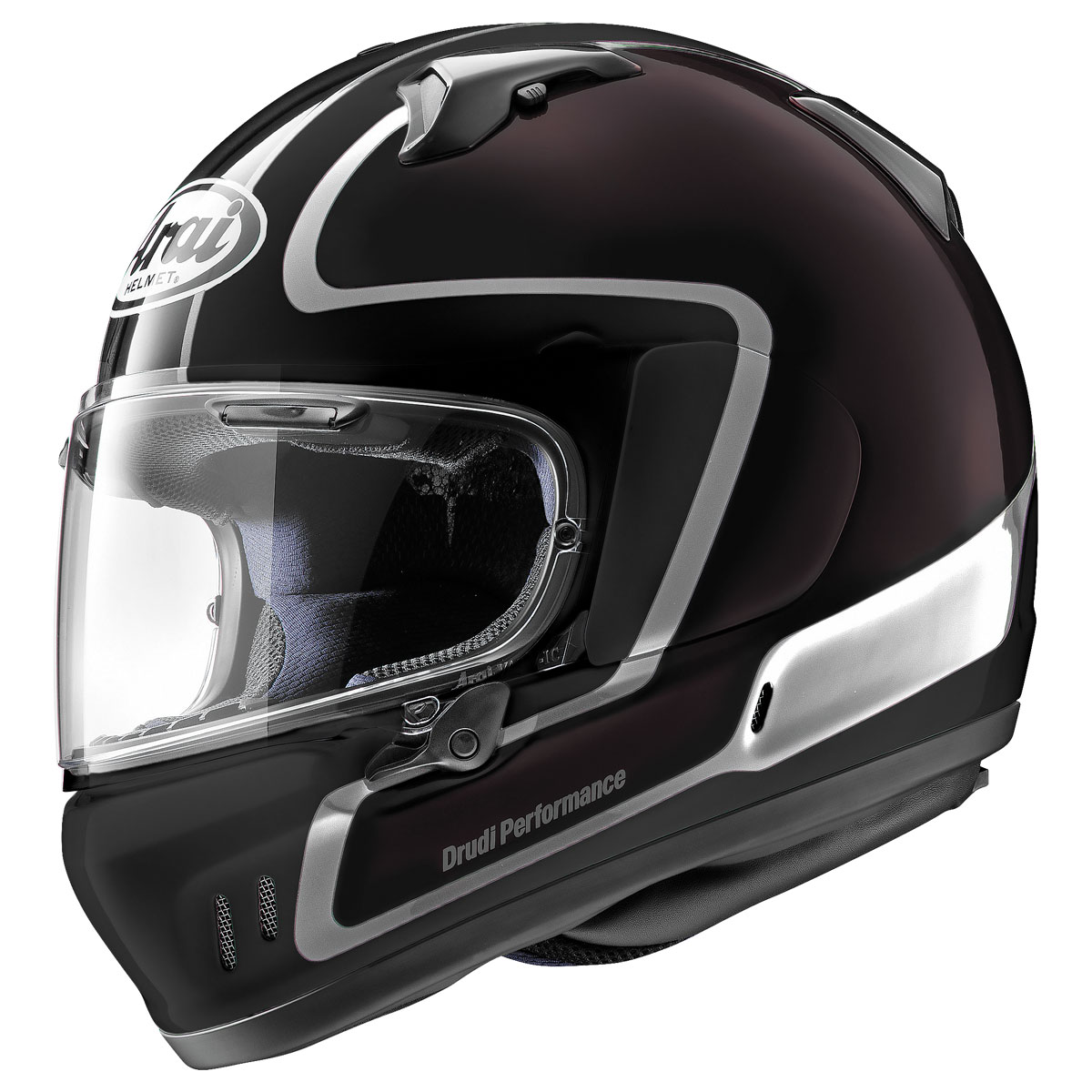 Arai Defiant-X Outline Black Full Face Helmet