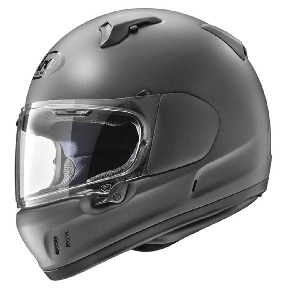 Arai Defiant-X Gun Metallic Frost Full Face Helmet