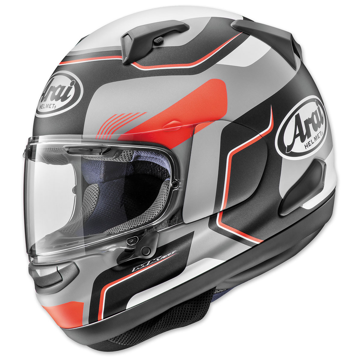 Arai Signet-X Sense Red Full Face Helmet