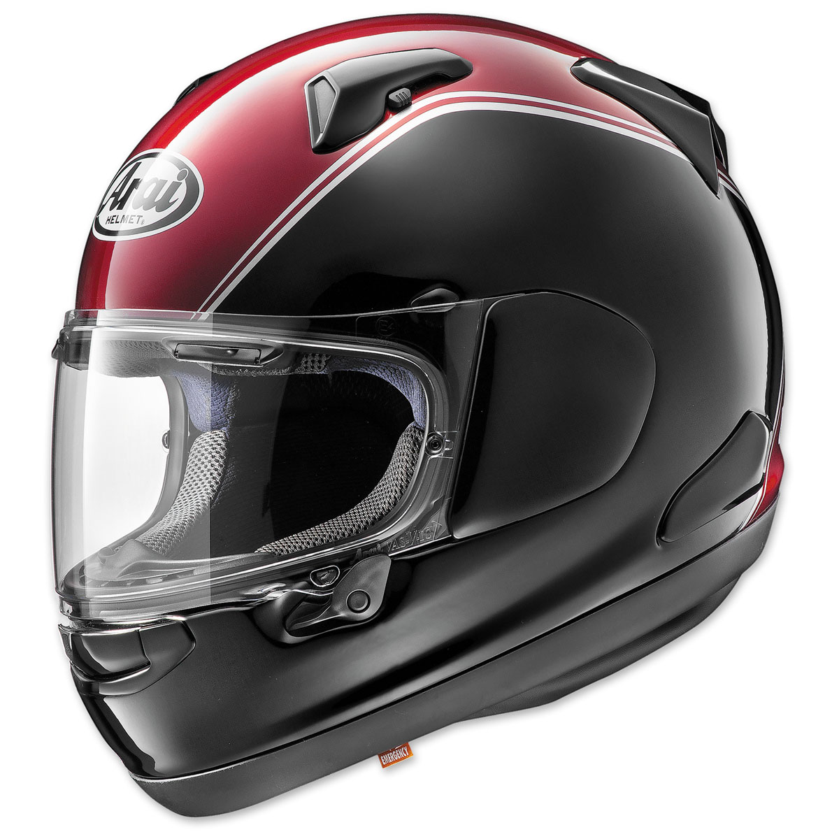 Arai Signet-X Gold Wing Red/Black Full Face Helmet