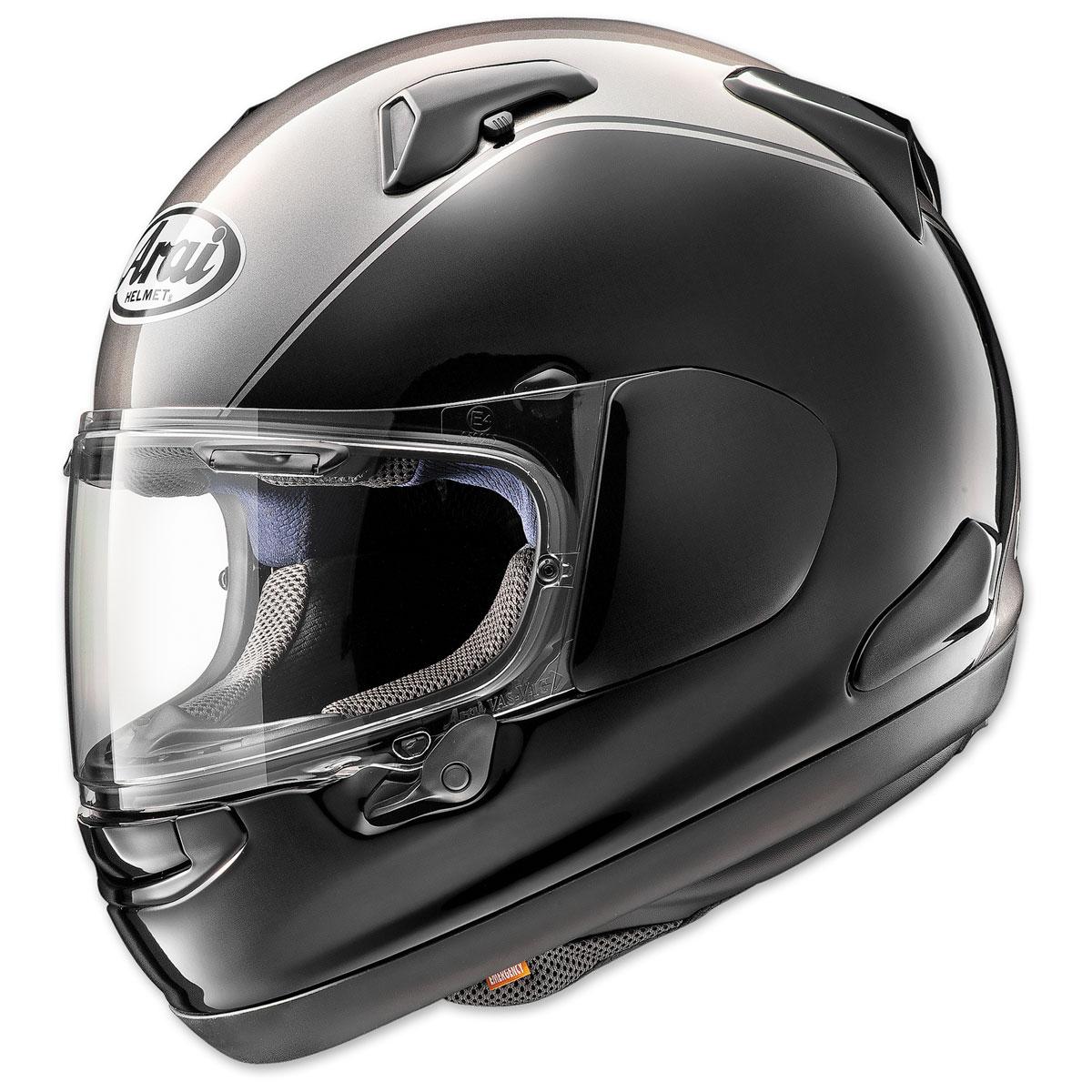 Arai Signet-X Gold Wing Gray/Black Full Face Helmet