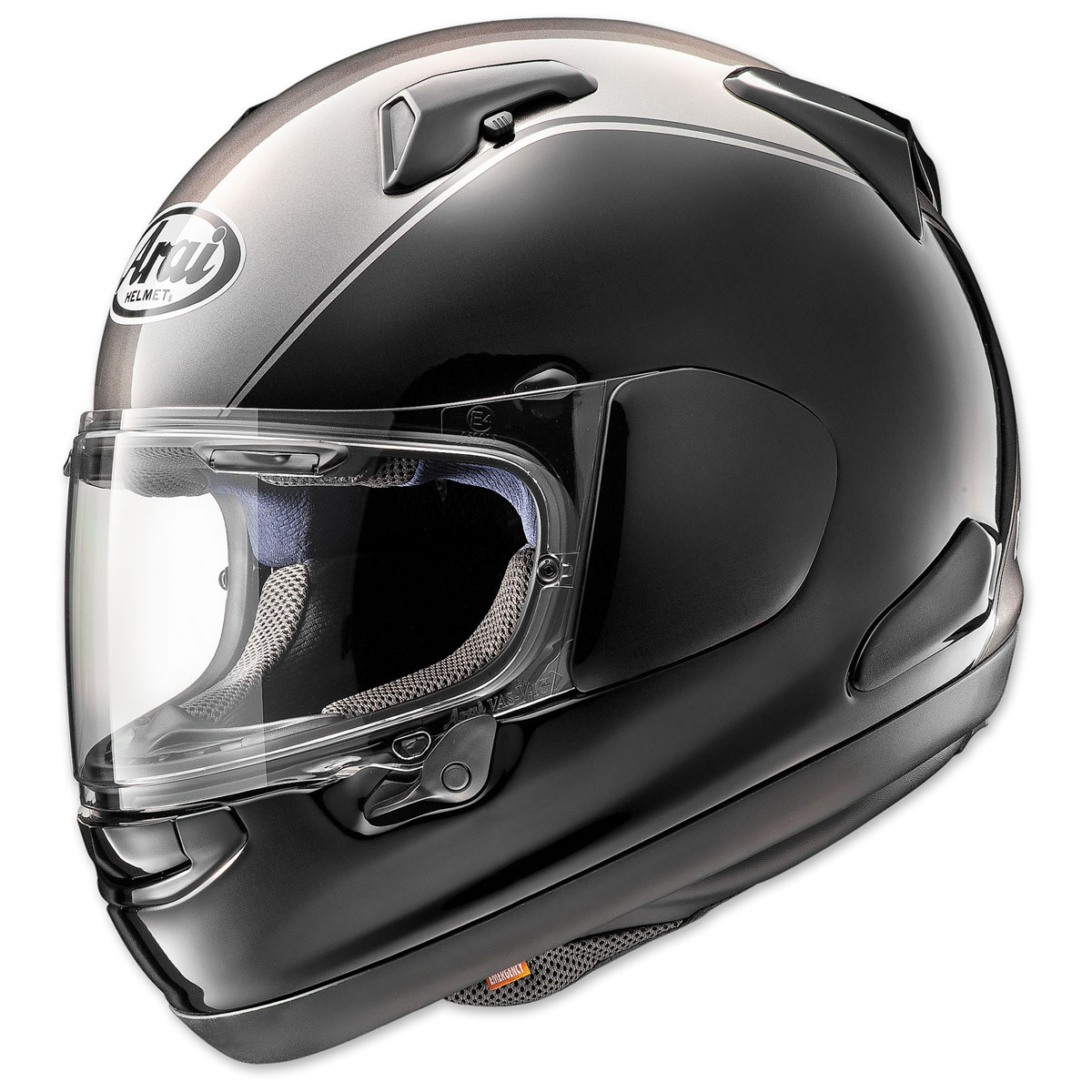 Arai Signet-X Gold Wing Gray/Black Full Face Helmet