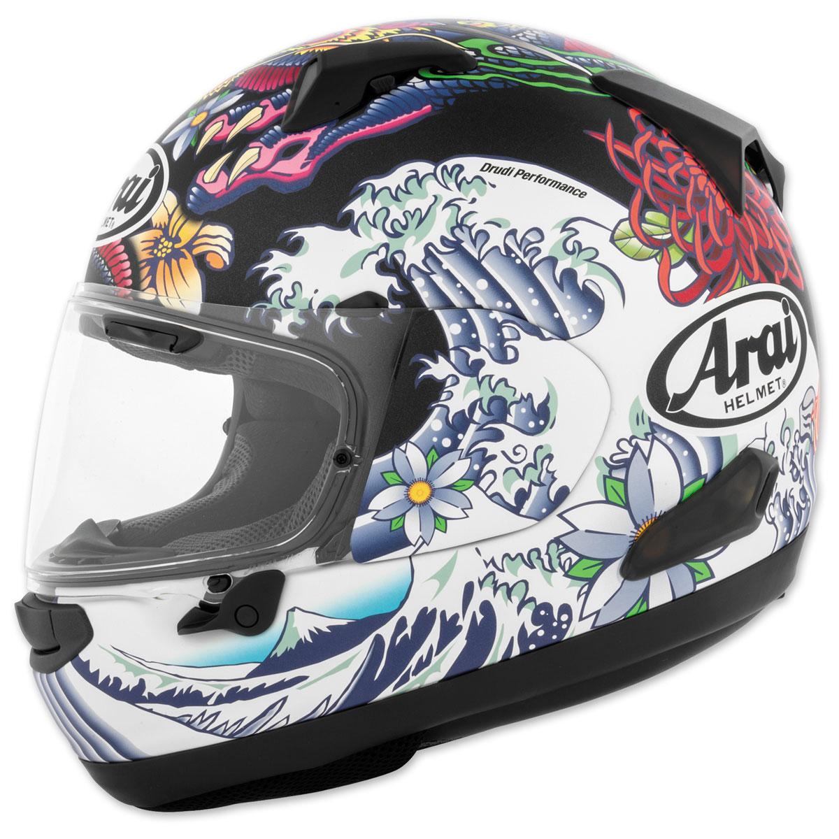 Arai Quantum-X Oriental Full Face Helmet
