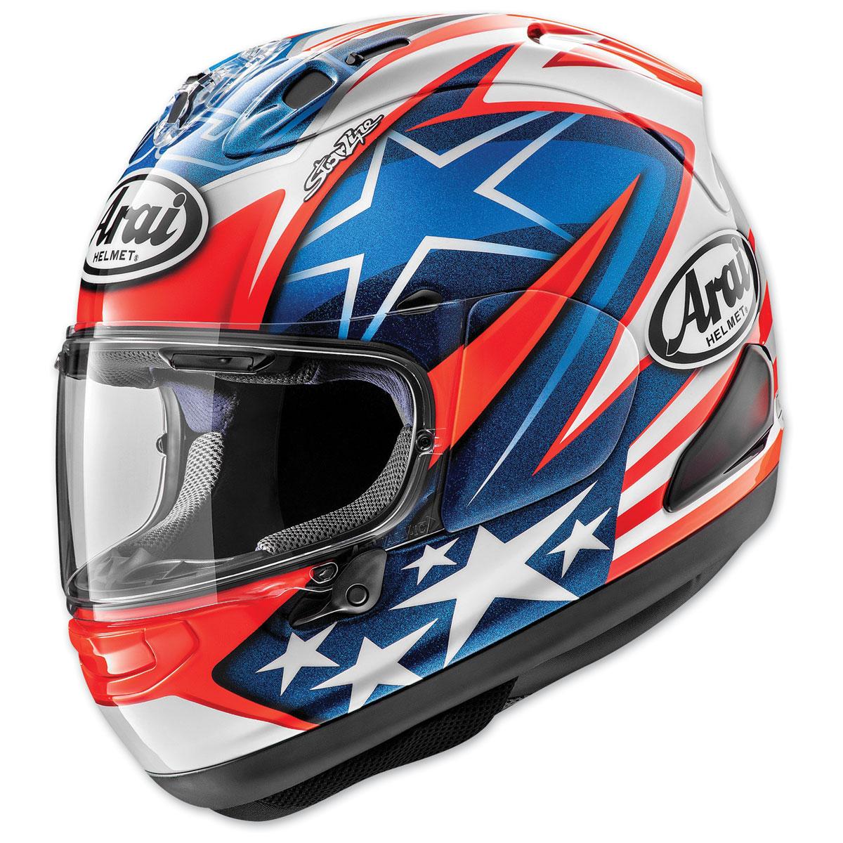 Arai Corsair-X Nicky-7 Full Face Helmet