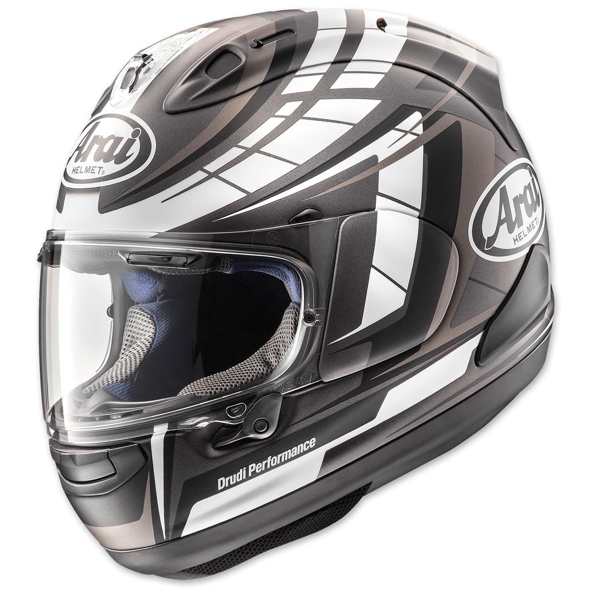 Arai Corsair-X Planet Black Frost Full Face Helmet