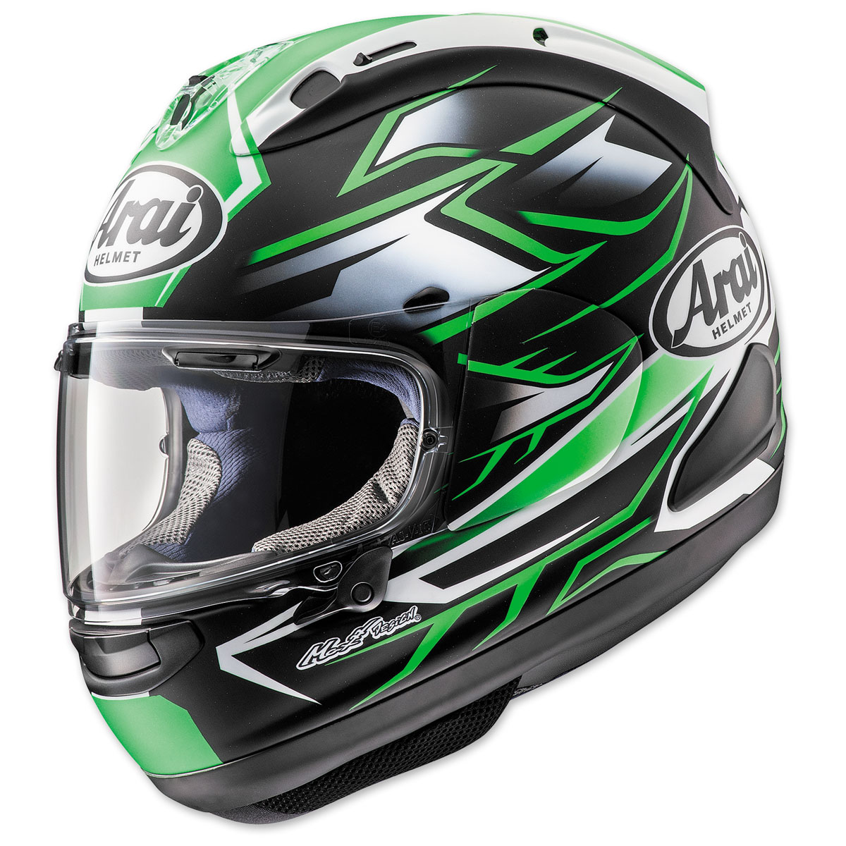 Arai Corsair-X Ghost Green Frost Full Face Helmet