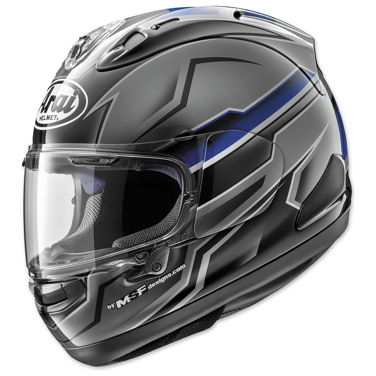 Arai Corsair-X Scope Black Frost Full Face Helmet