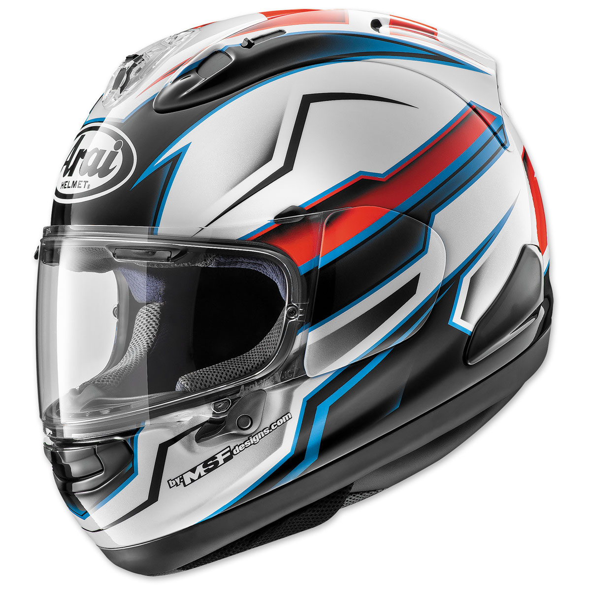Arai Corsair-X Scope White Full Face Helmet