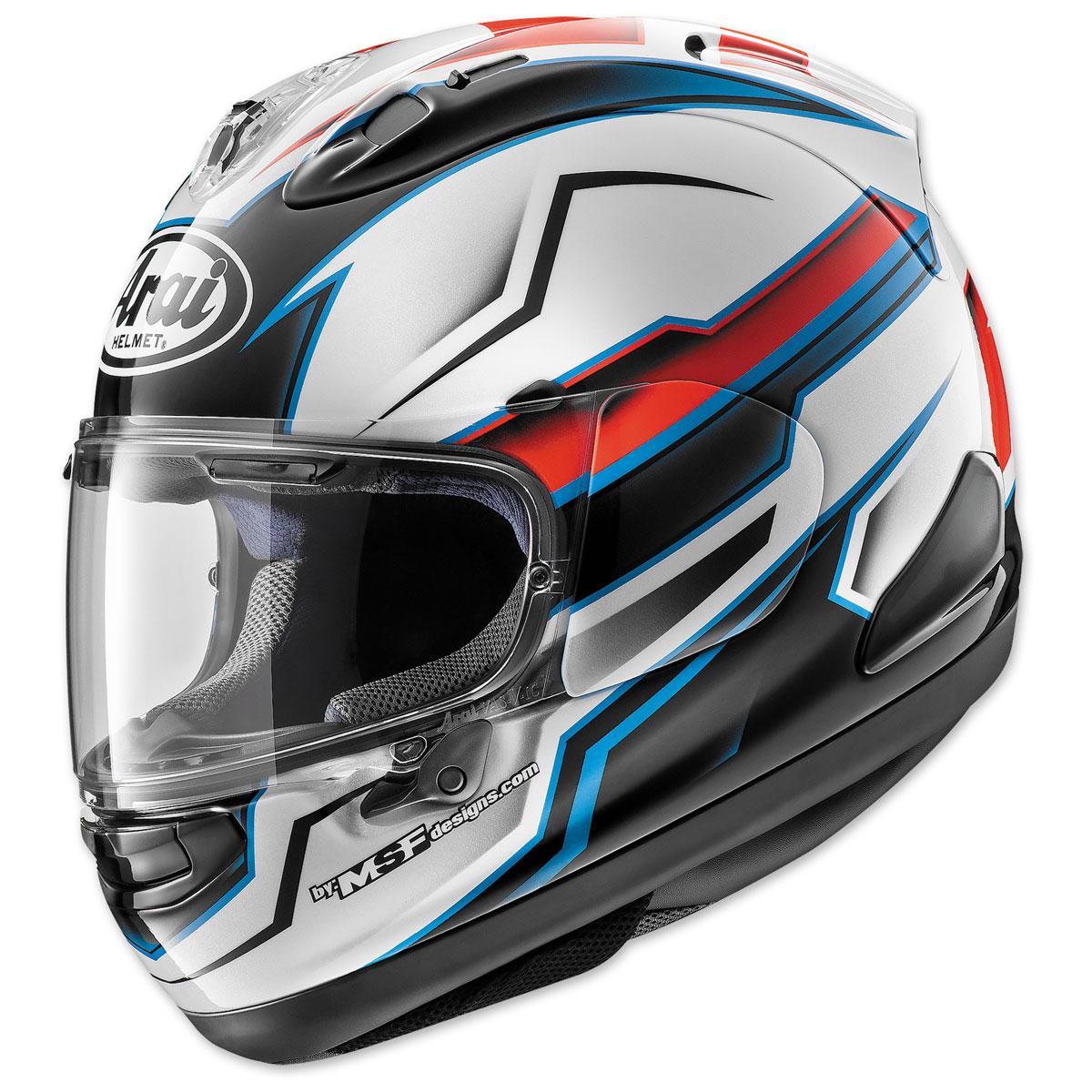 Arai Corsair-X Scope White Full Face Helmet