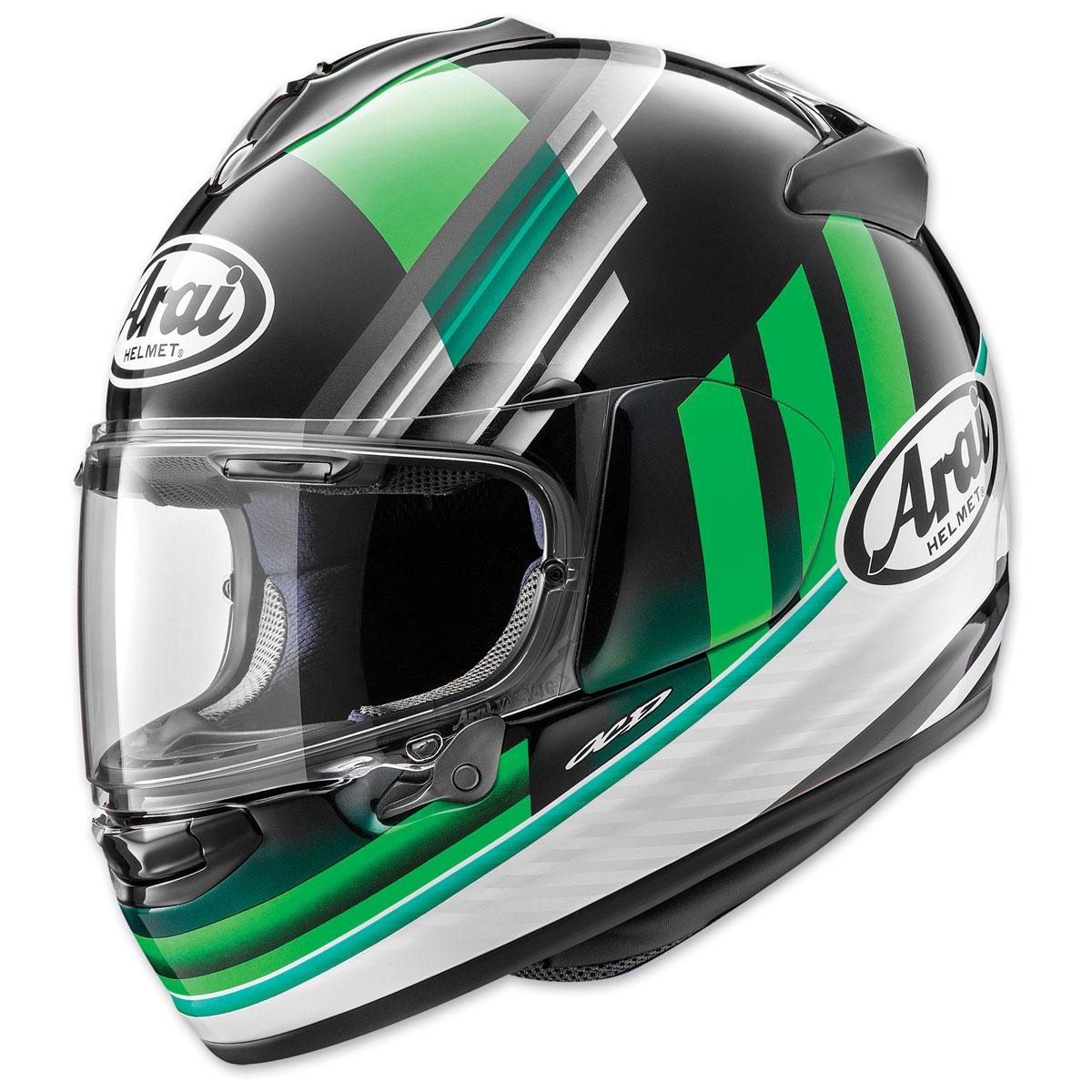 Arai DT-X Guard Green Full Face Helmet